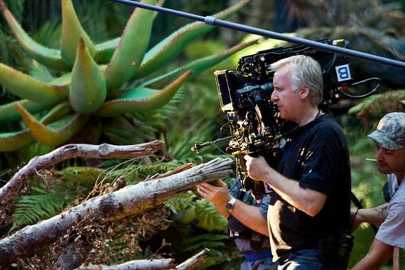 Зйомки велися у тропічних лісах
