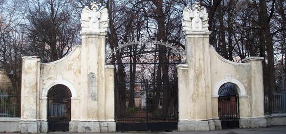 Брама палаці Потоцьких