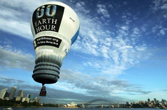 Сідней - місто, де зародилась Година Землі. Джерело ілюстрації: http://blogoreader.org.ua