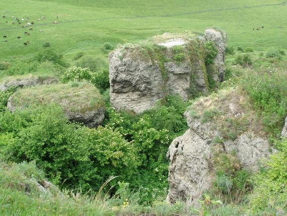 Скелі на Камені. Джерело ілюстрації: Руслан Жирак