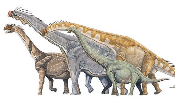 Велетенські завроподи