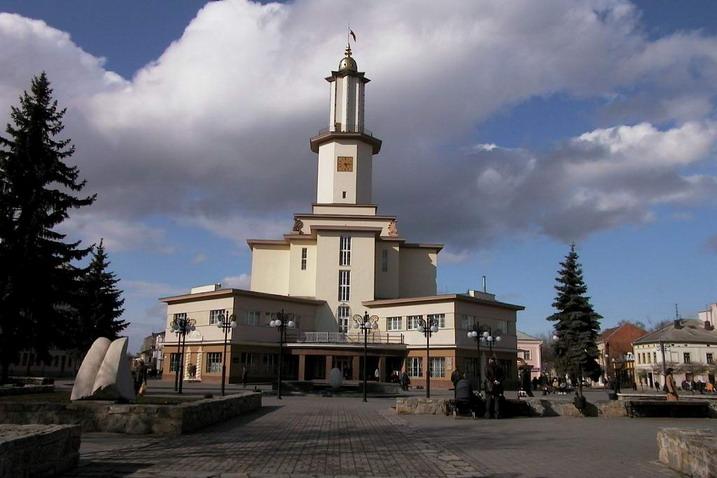 Станіславівська ратуша