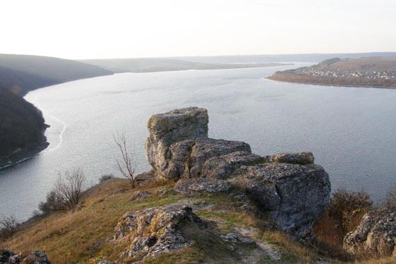 Дністровське водосховище. Джерело ілюстрації: Денис Кучерявий