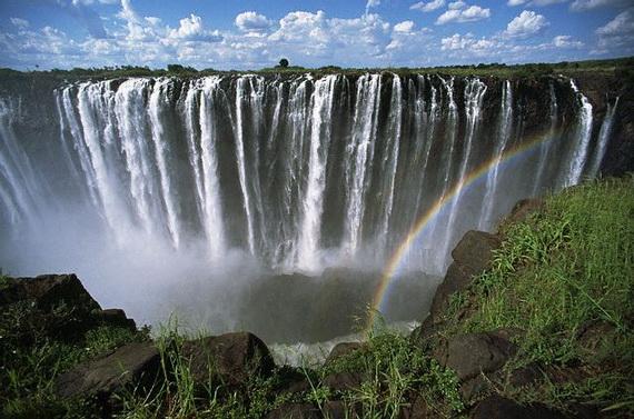 Водоспад Вікторія. Джерело ілюстрації: http://www.panoramio.com